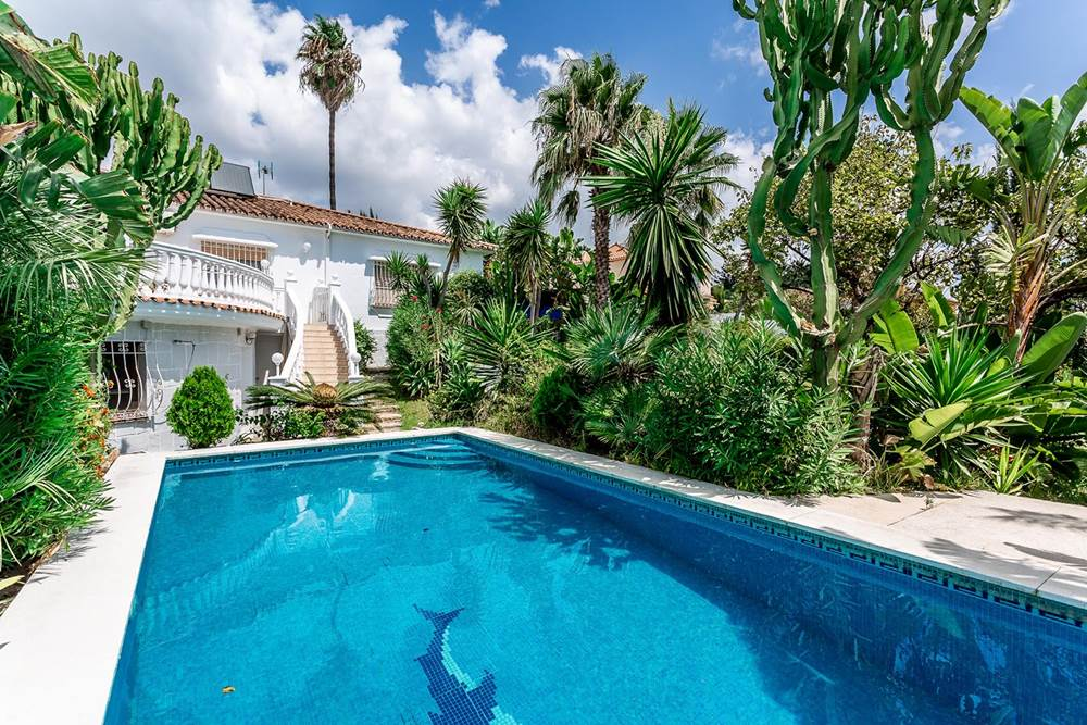 Kennedy Towers Marbella Villa For Rent