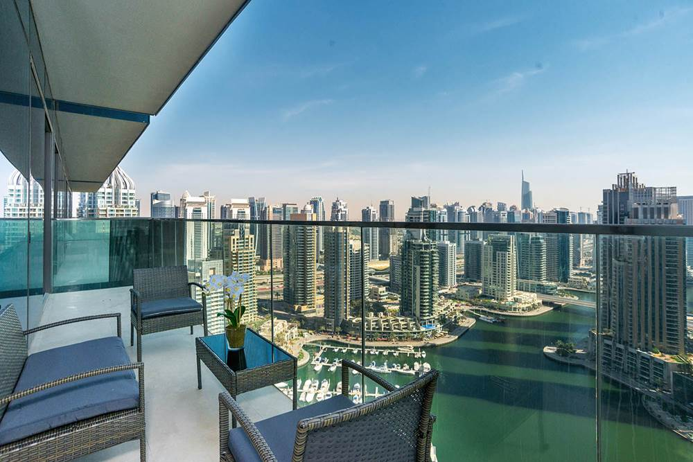 Kennedy Towers Dubai Marina Apartments For Rent