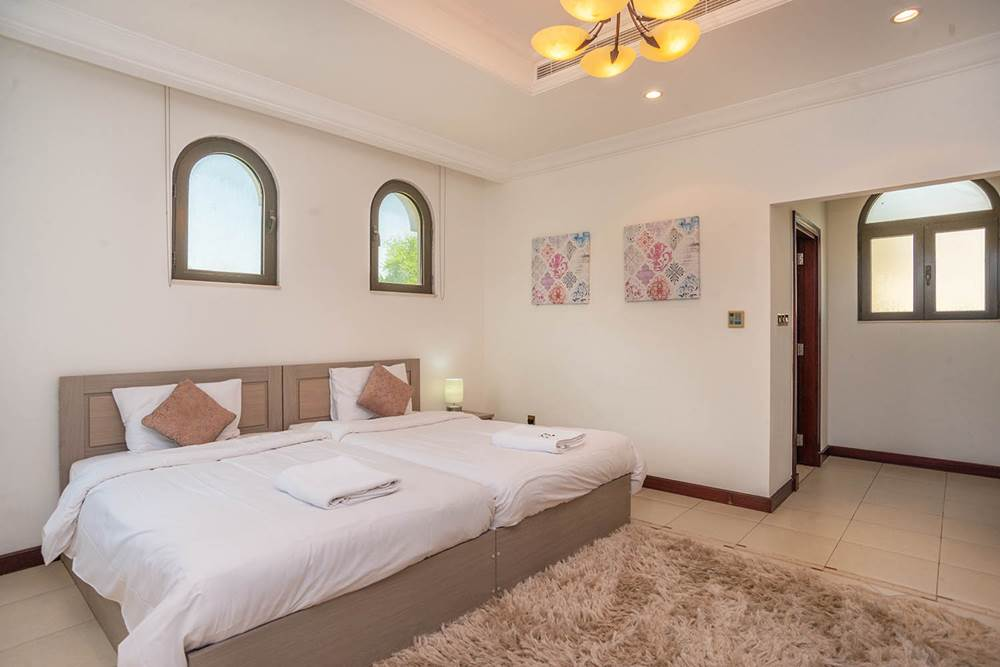 Kennedy Towers Palm Jumeirah Frond P Bedroom 5