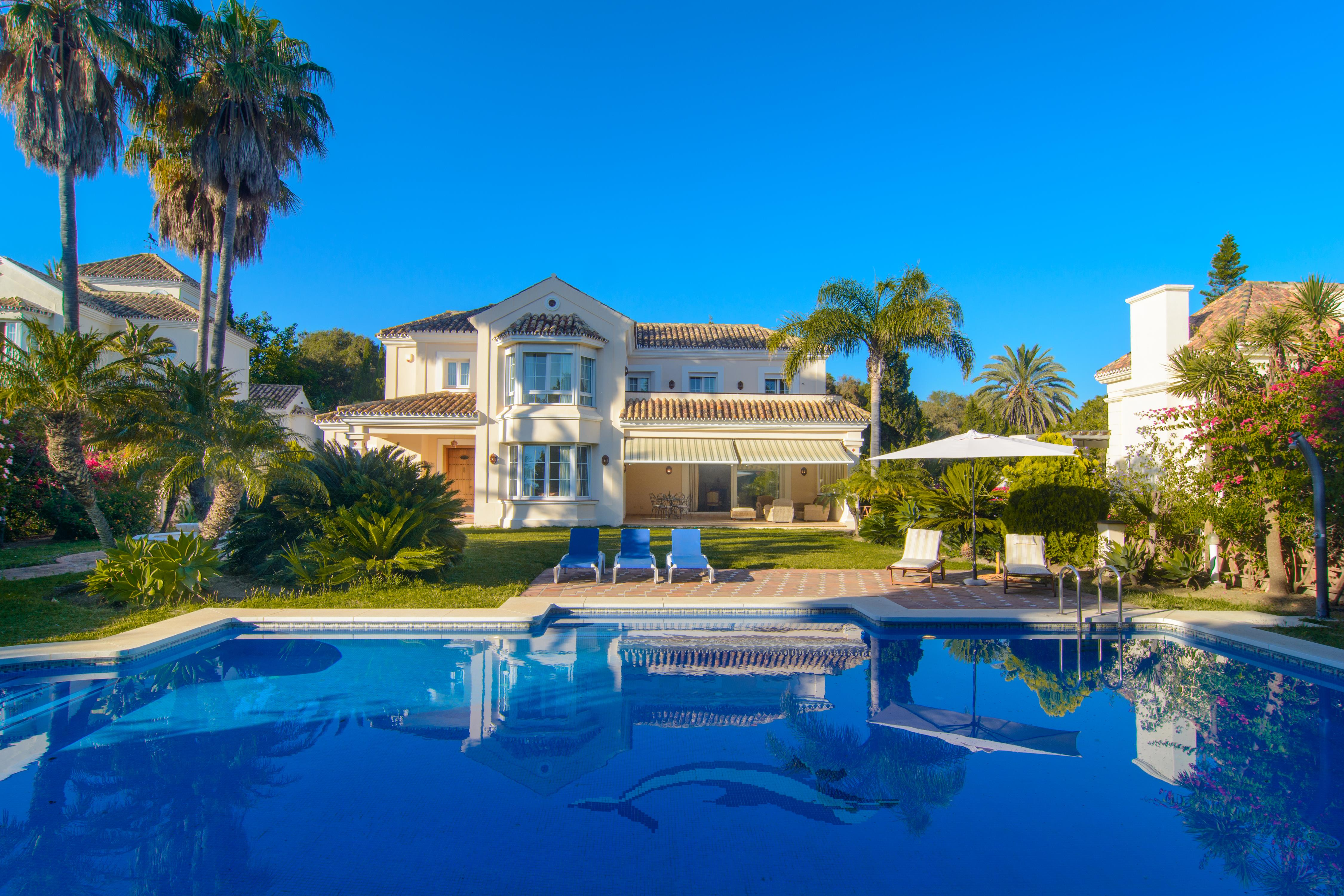 Five Bedroom Country House Las Chapas Playa 2   Kennedy Towers